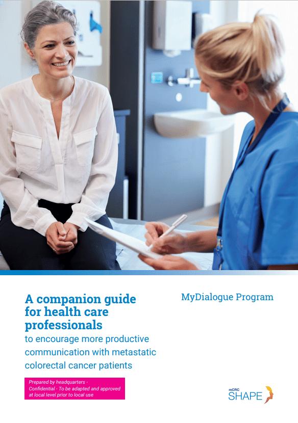 MyDialogue HCP brochure