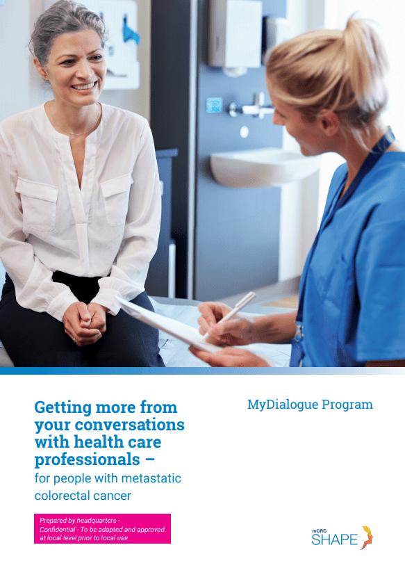 MyDialogue patient brochure