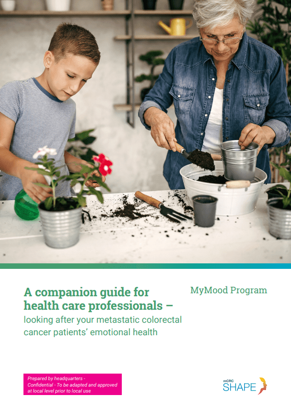 MyMood HCP patient brochure