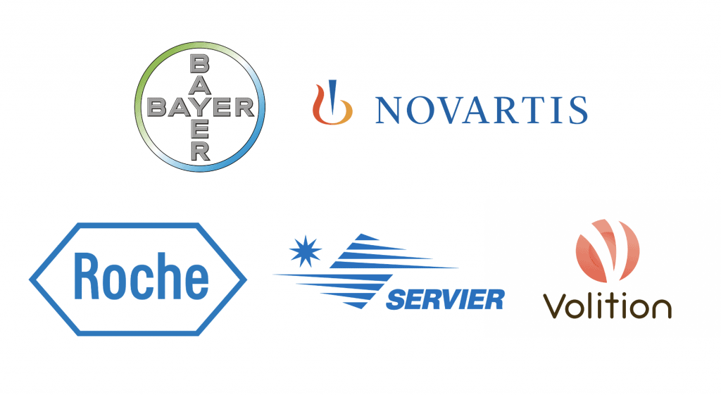 Masterclass sponsors
