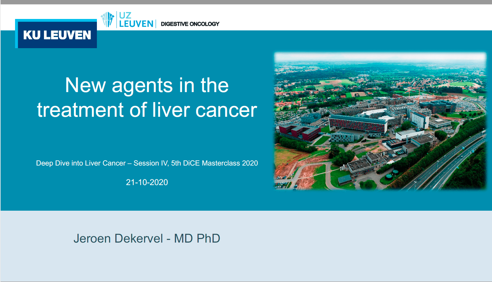 New Agents in the Treatment of Liver Cancer