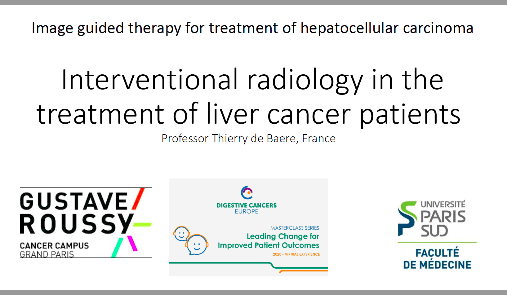 The Role of Interventional Radiology in the Treatment of Liver Cancer