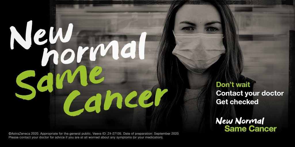 Campaign to Encourage People to Get Checked for Cancer Available for DiCE Members
