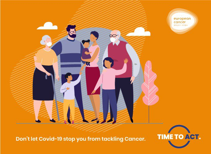 'Time to Act' - Cancer and COVID Information Hub for Patient Organisations