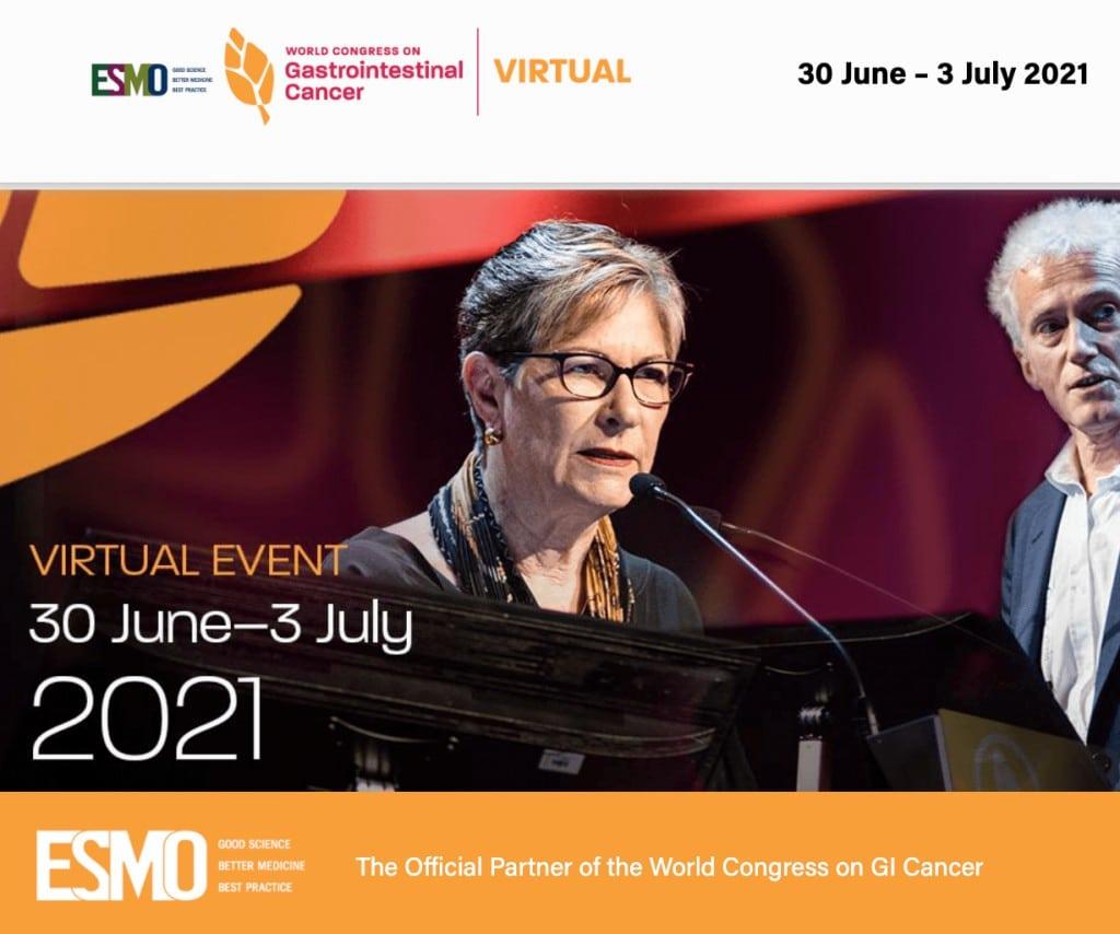 DiCE participates at 2021 ESMO-GI