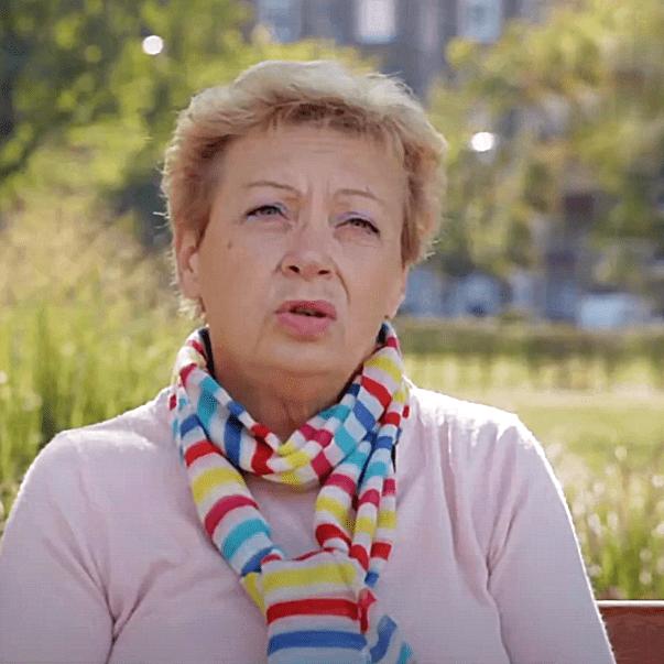Anikó - Living with Liver Cancer
